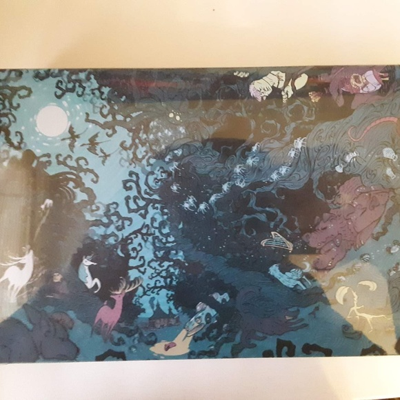 LitJoy Crate Other - LitJoy Crate Exclusive Forbidden Forest Puzzle